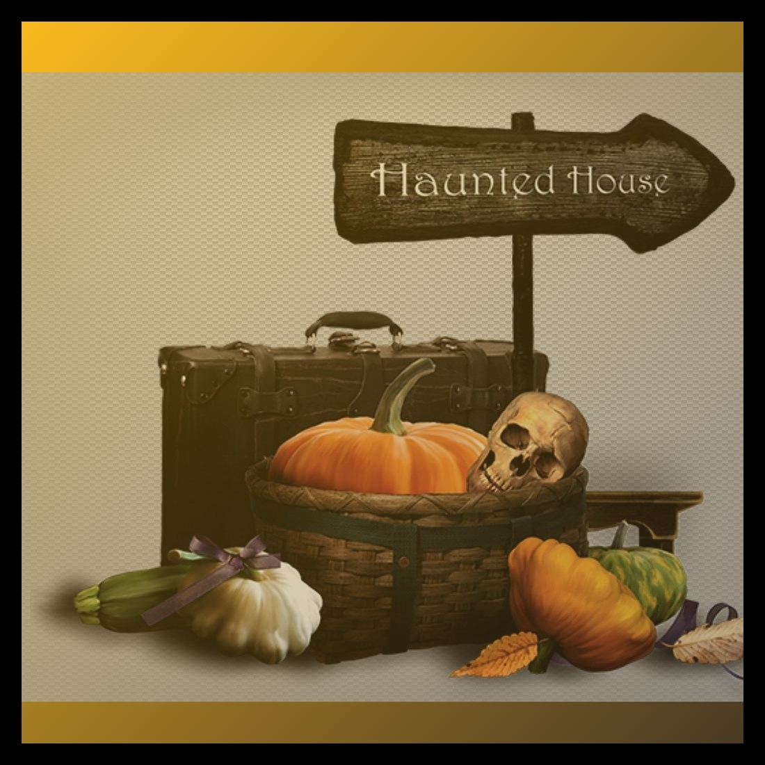 Of Course It's Haunted!