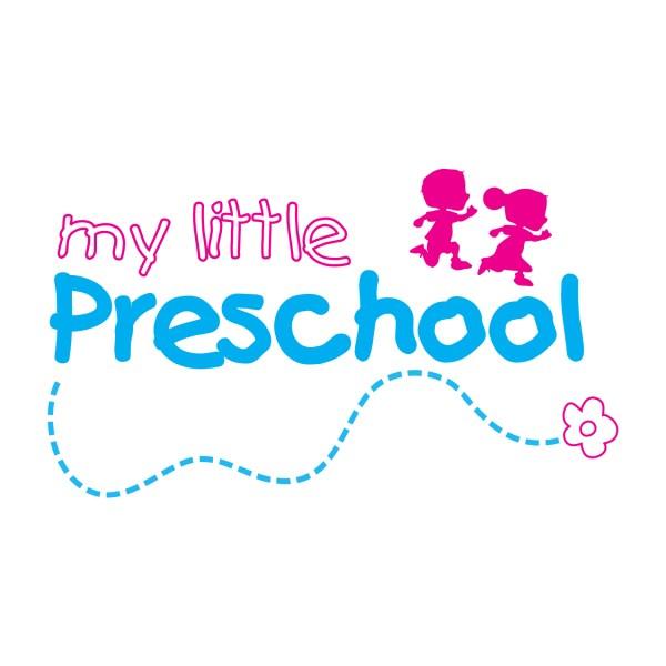 Preschool Kids Logo Template