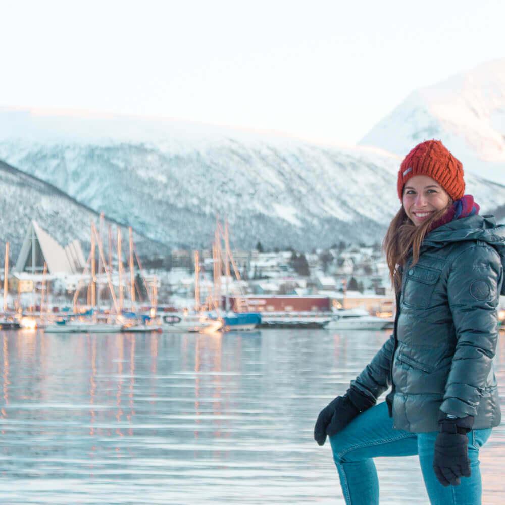 Ver la aurora boreal en Tromso Noruega