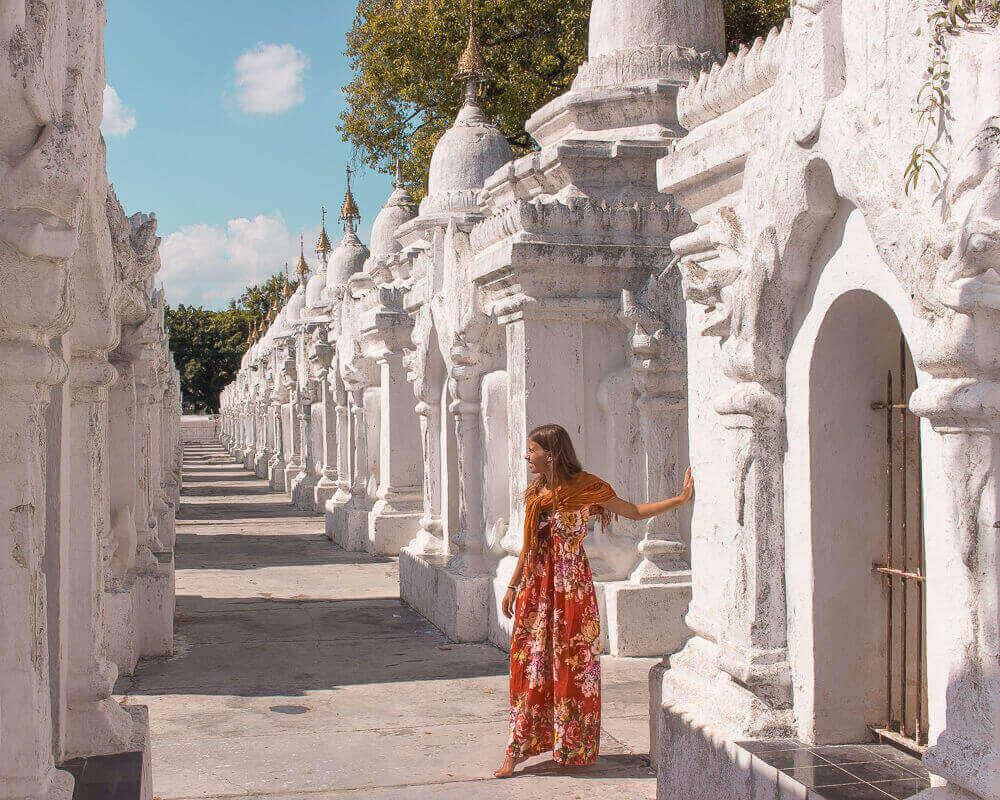 Viajar a Myanmar Mandalay