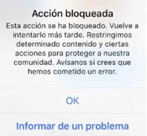 Cómo desbloquear Instagram