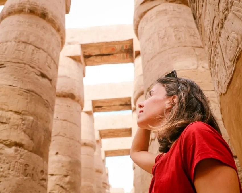 Que ver en Egipto Luxor