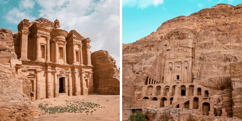que ver en jordania petra