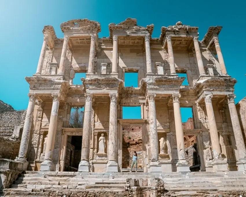 qué ver en Efeso Turquía