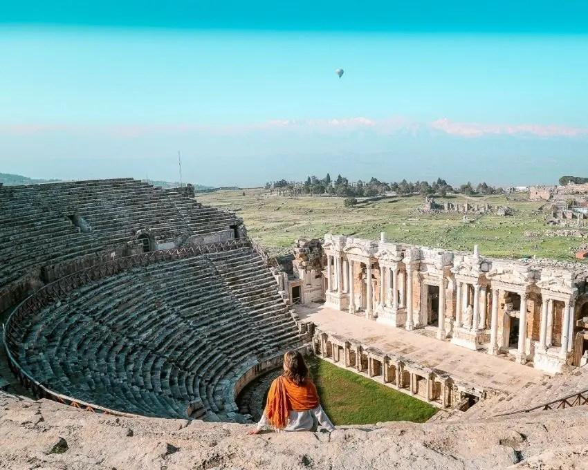 que ver en Hierapolis
