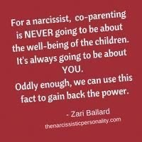 Quora Answers:  The Dangers Of A Narcissistic Parent