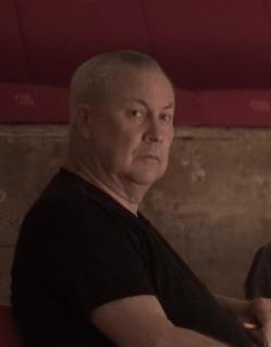 2016-09 Bob Wilson by Serena Ucelli Olimpico