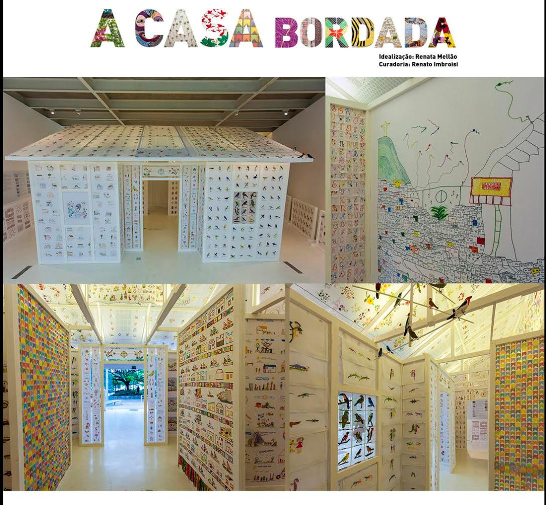 A casa Bordada by Serena Ucelli (1)