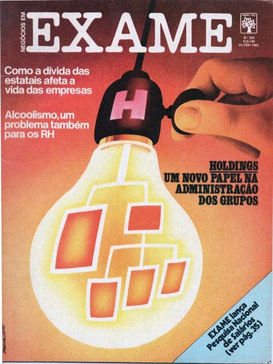1981-25-02 Capa Exame