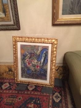 Chagall_Fattoria di Celle_Serena Ucelli