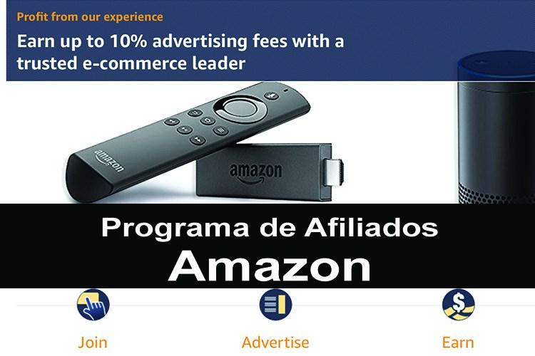 Programa afiliados de amazon
