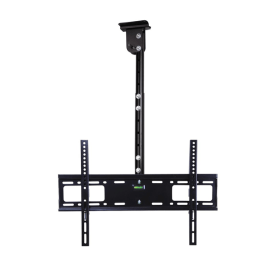 Ceiling TV Mount 360 Degree Full Motion Free Lifting LCD LED Monitor Holder Max 50kgs