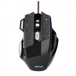Astrum Wired Gaming Mouse 7D LED RGB 3200 DPI