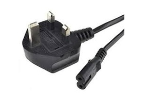 POWER AC CORD UNITEC COPPER 1.8 METERS 13 AMP PLUG