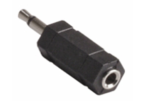 EP MONO PLUG & IN 3.5mm EP STEREO SOCKET