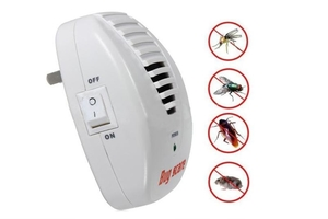 Ultrasonic Pest Repeller Electronic Bug Mouse Pest Repeller