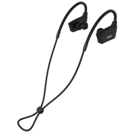 REMAX Bluetooth Earphone Neck Hanging Design Surround Sound Effect Noise Canceling In-ear Sports Earphone with Mic RB-S19