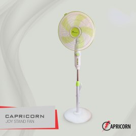 Capricon 16″ Stand Fan Model Royal