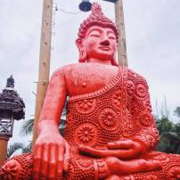 my personal favorite! the red buddha