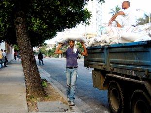 La Habana, trabajo 2013