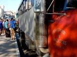 Matanzas, transporte de pasajeros 2015