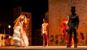 Antigonon, texte Rogelio Orizondo, Mise en scène Carlos Diaz, Teatro El Publico