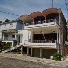 Villa années 50 dans le Nuevo Vedado.
