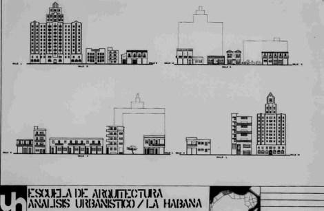 Edificio López Serrano : un changement d'échelle par rapport au quartier.