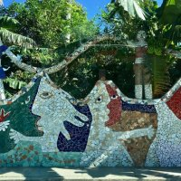 Fusterlandia : l'art est à la rue