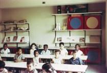 Maria Teresa Muñiz, mobilier pour une école expérimentale à La Havane. Droits réservés.
