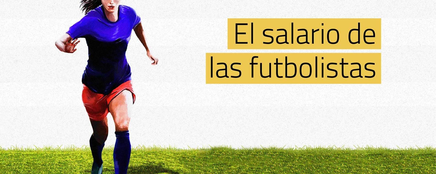 ¿cuánto gana una futbolista profesional en México?