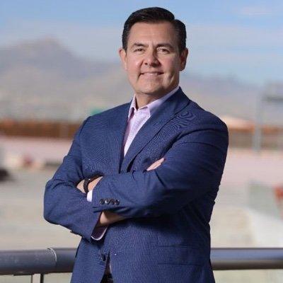 Alejandro Díaz Villalobos, uno de los candidatos a la gubernatura de Chihuahua