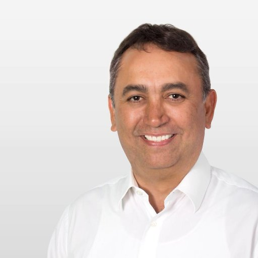 Francisco Pelayo Covarrubias, uno de los candidatos a gobernador en Baja California Sur