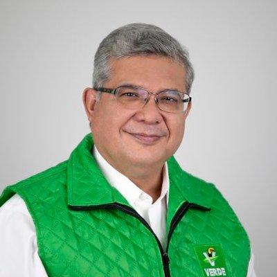 Juan Antonio Magaña, uno de los candidatos a gobernador en Michoacán en 2021