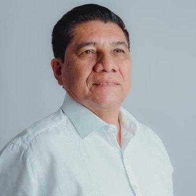 Mario Moreno, uno de los candidatos a gobernador en Guerrero
