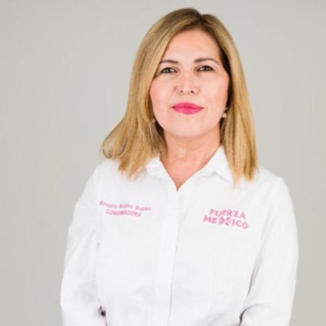 Candidatos a gobernador en Sonora