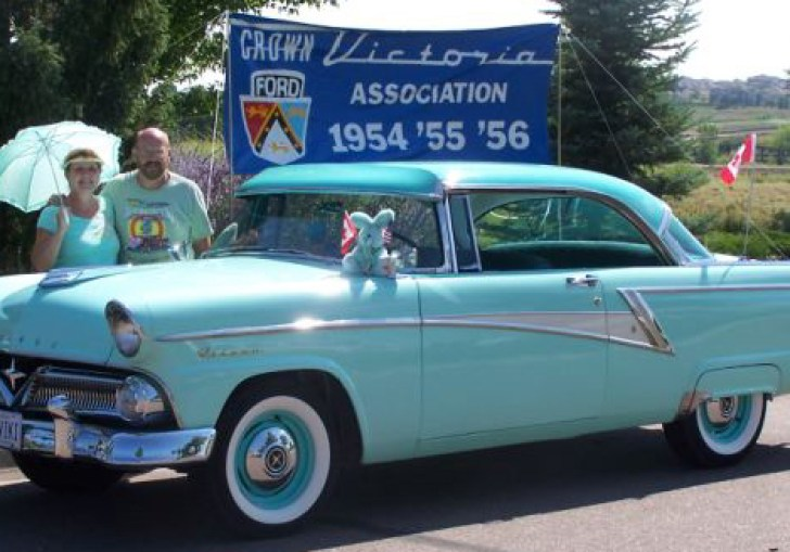 1956 Ford Crown Victoria For Sale Hemmings