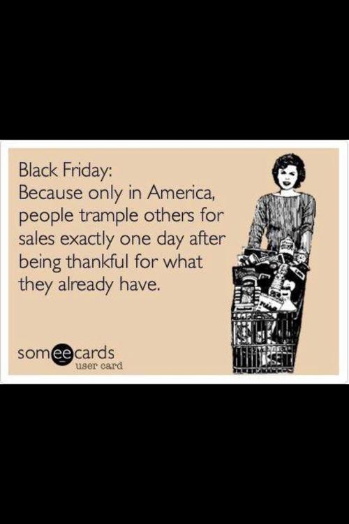 Black Friday Quotes : black, friday, quotes, Black, Friday, Serendipitousscavenger