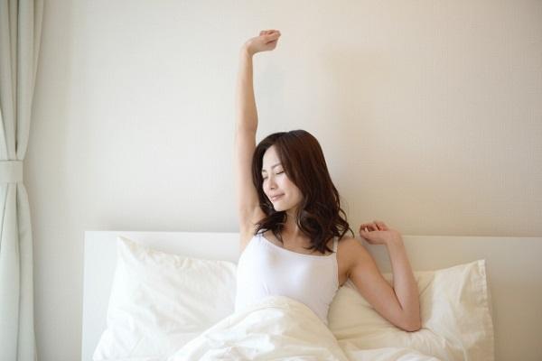 痩せる 寝方