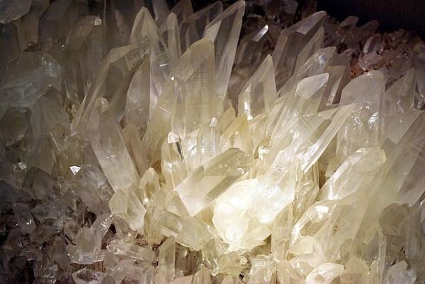 水晶クラスターtop