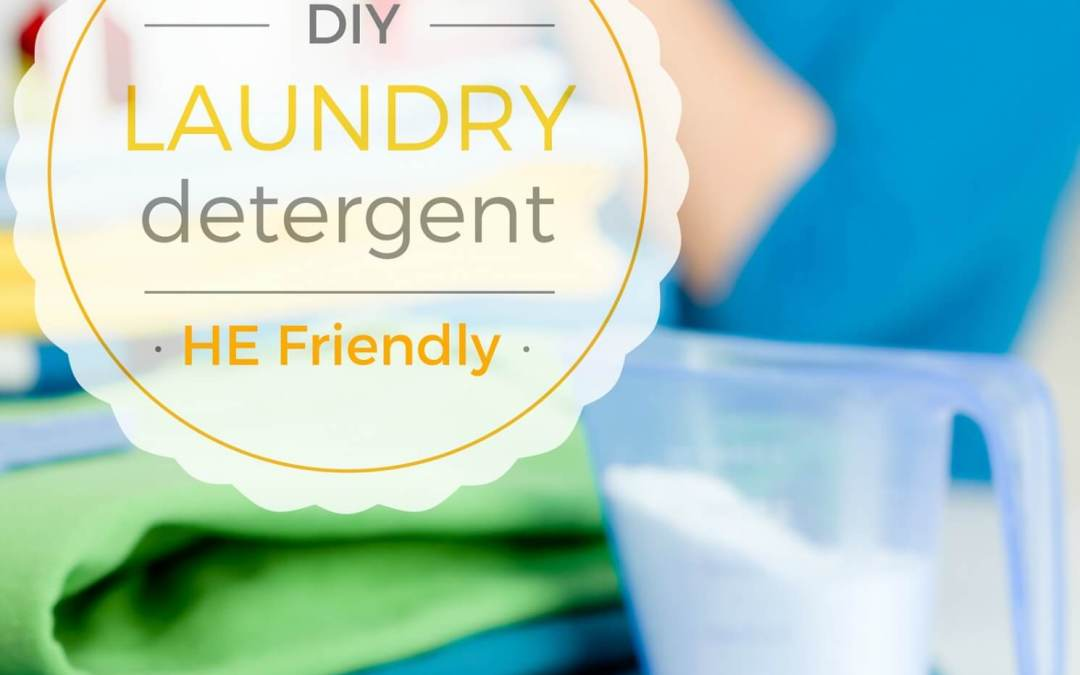 Best Laundry Detergent Recipe