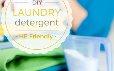 Best Laundry Detergent Recipe