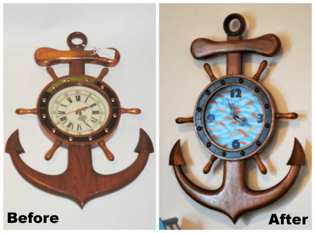anchor clock update