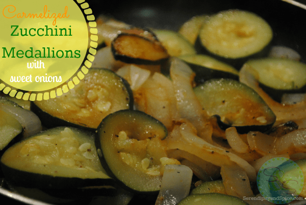 Zucchini Medallions- another unique vegetable recipe