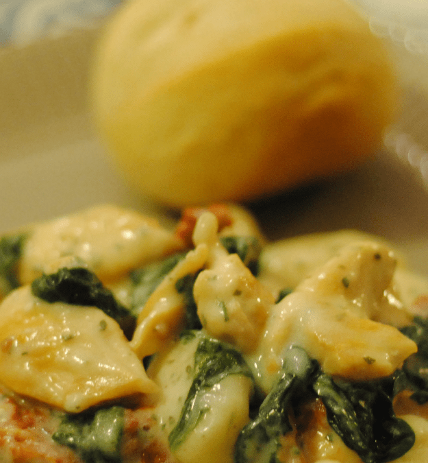 Chicken Florentine Gnocchi Recipe