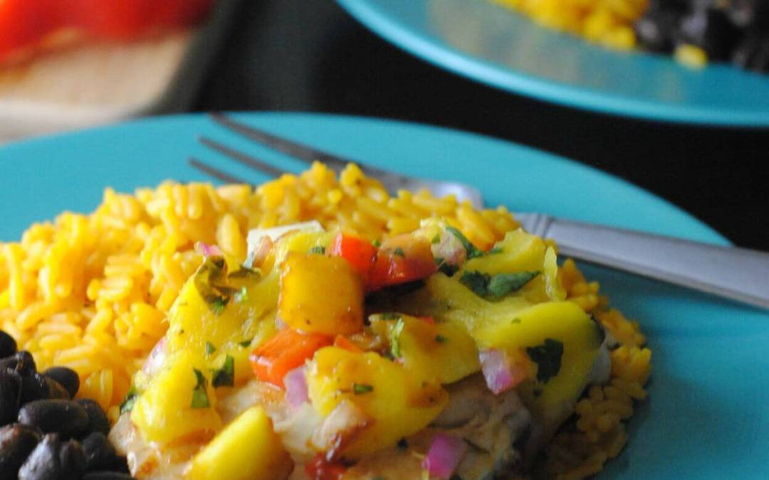 Mango Chutney Chicken Recipe