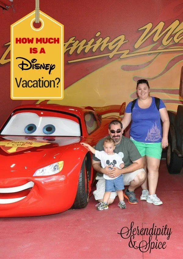 How much does a Disney World Vacation Costs