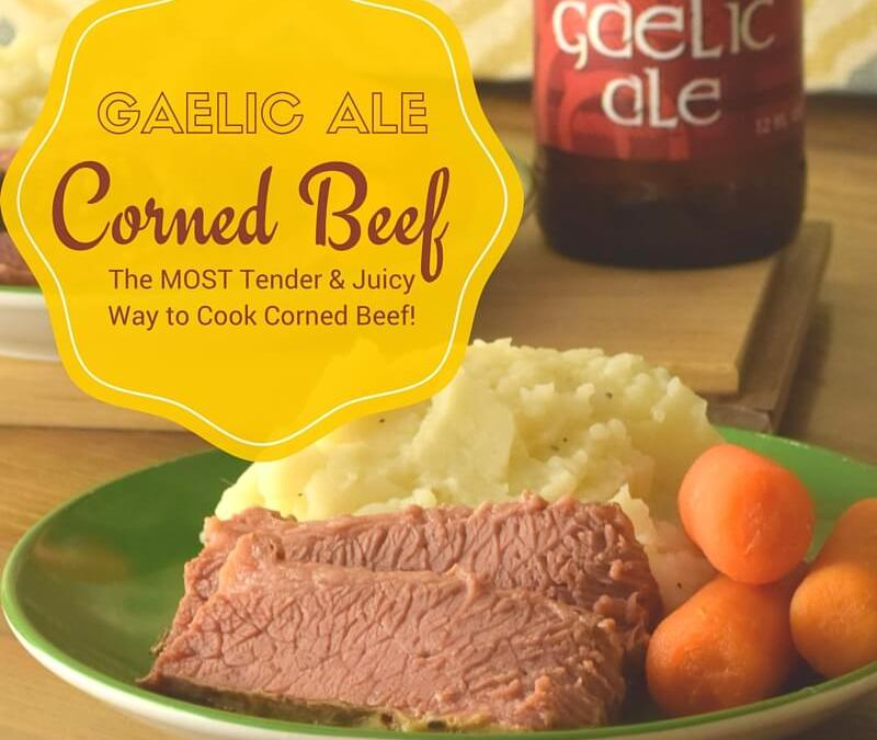 The BEST Slow Cooker Corned Beef Recipe