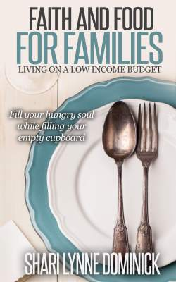 cover for Faith and Food for Families