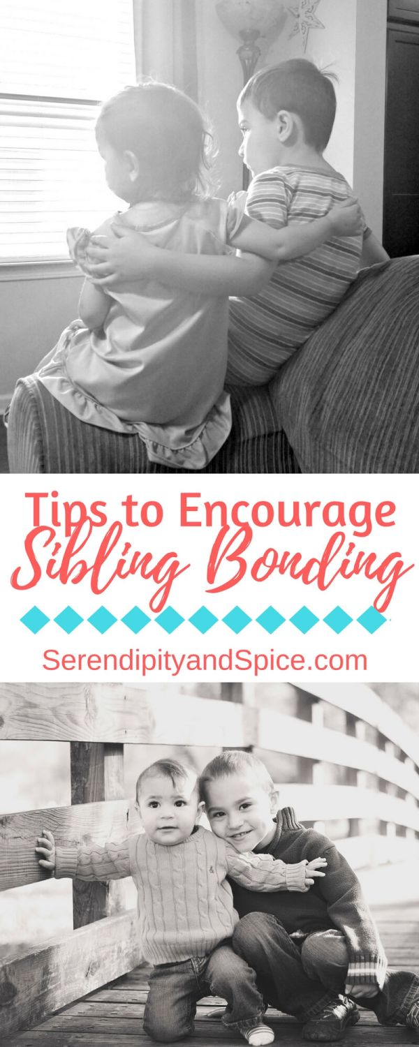 Tips to Create Strong Sibling Bonds